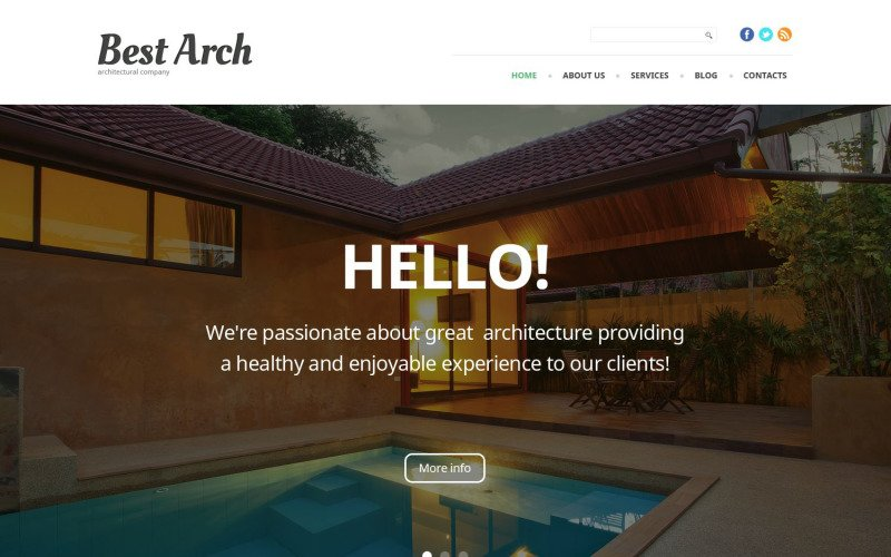 Best Arch WordPress Theme