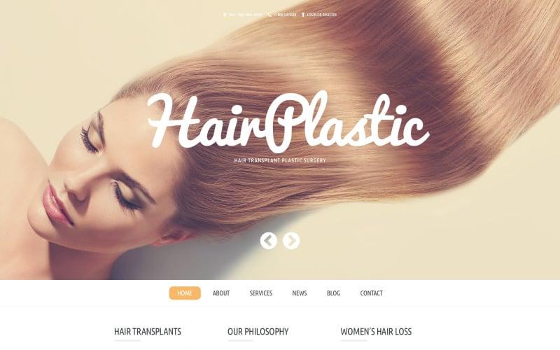 Hair Transplantation WordPress Theme