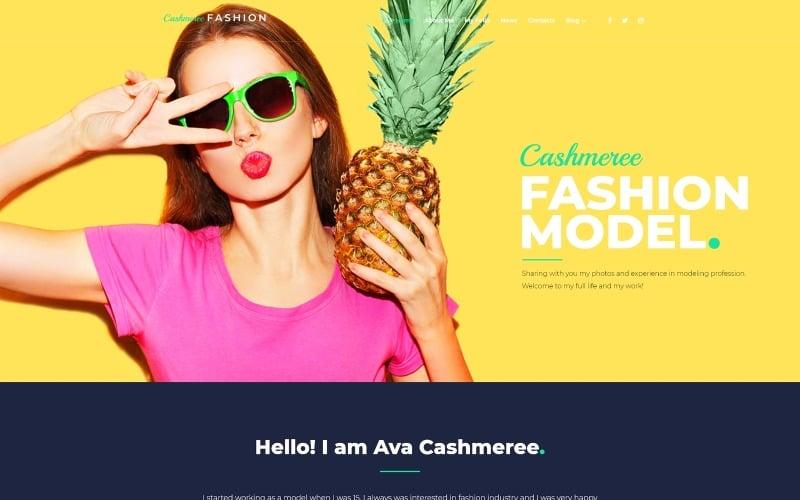 Tema WordPress de moda