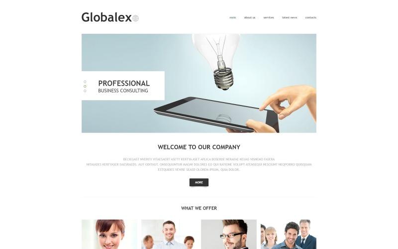 Business Agency Joomla Template