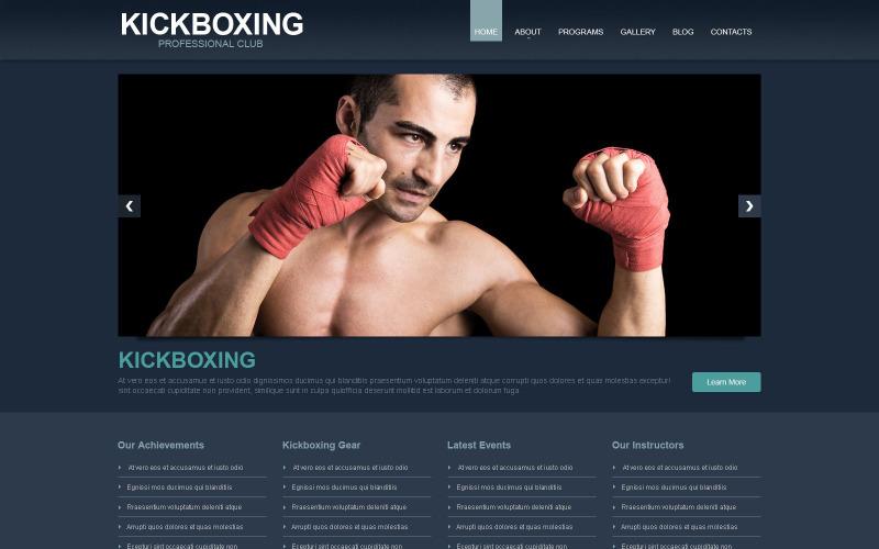 Адаптивная тема WordPress для бокса