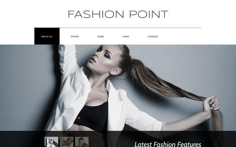 Fashion Agency Drupal Template
