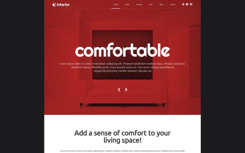 Decor and Furniture WordPress Theme
