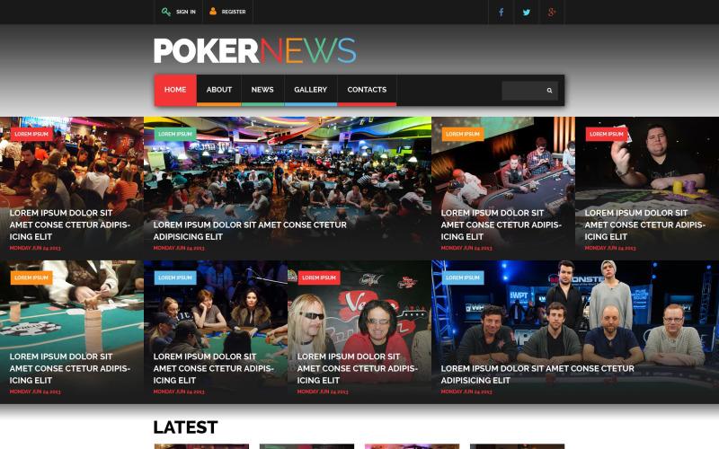 Шаблон онлайн покера live рулетка онлайн на русском