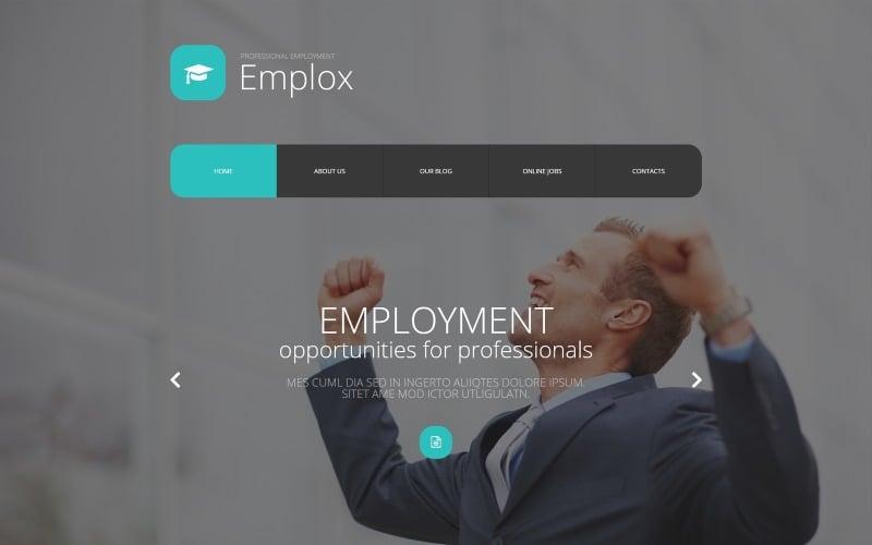 Emplox Joomla Template