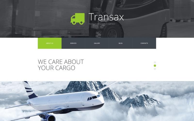 Transax Joomla Template