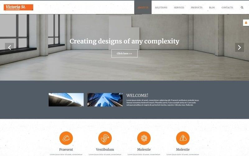 Architecture Design Joomla Template