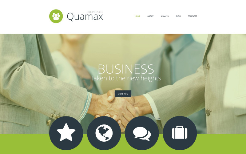 Quamax PSD Template