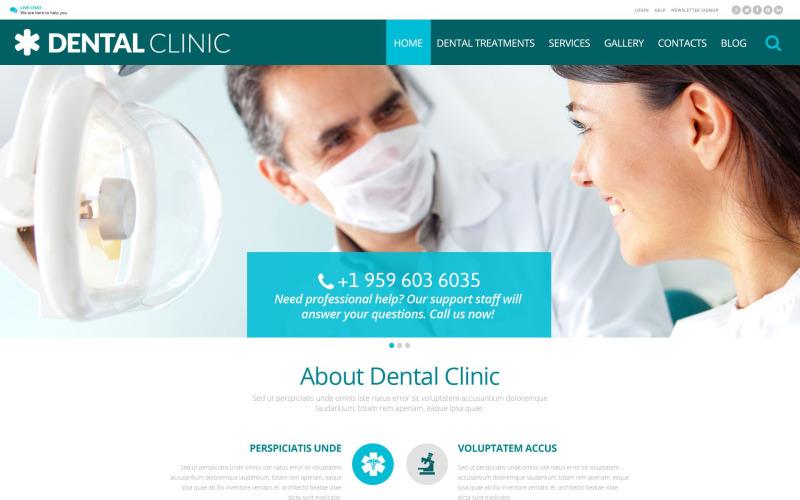 Modello PSD dentale