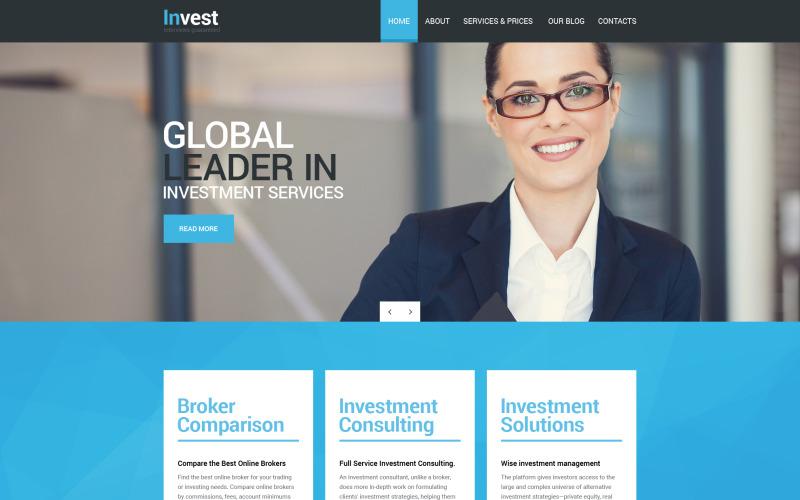 Drupal-Vorlage investieren