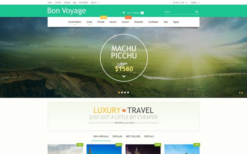 Bon Voyage PrestaShop Theme
