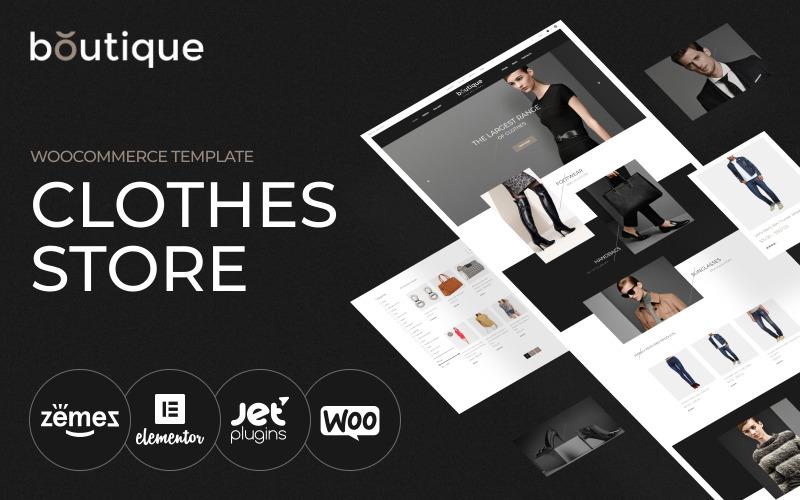 Boutique - Bekleidungsgeschäft WooCommerce Theme