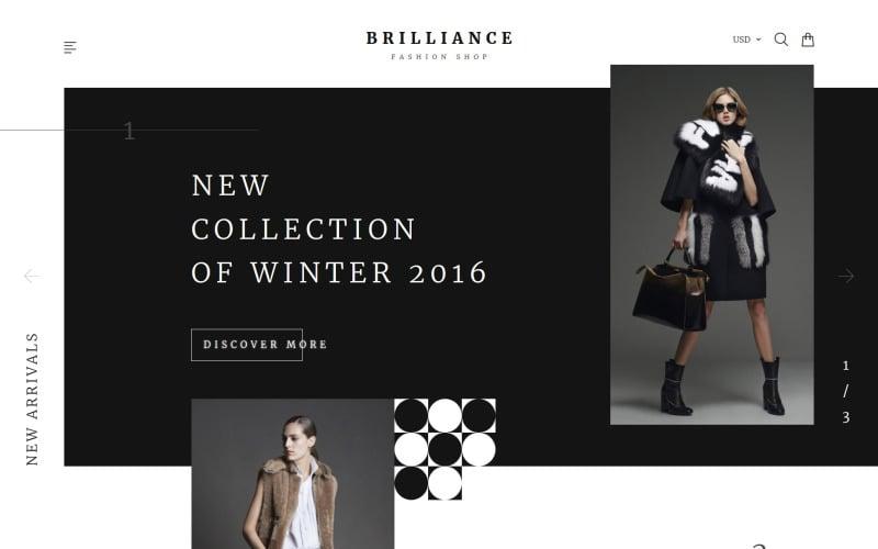 Brilliance Shopify Theme