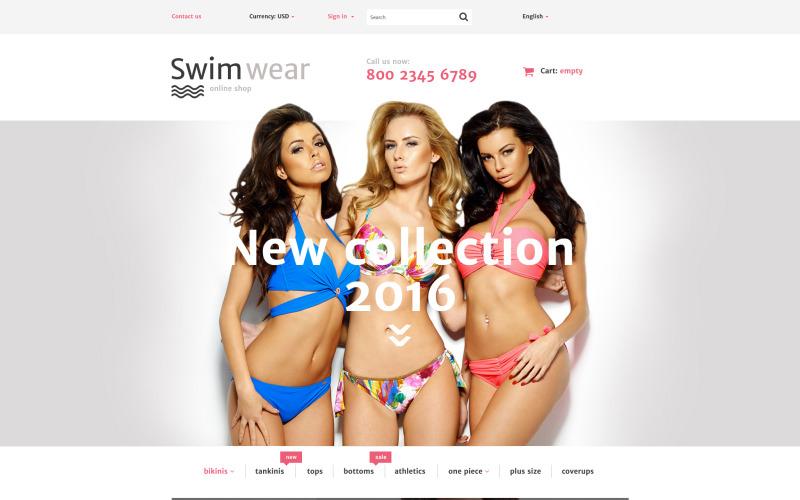 Swimwear PrestaShop Theme