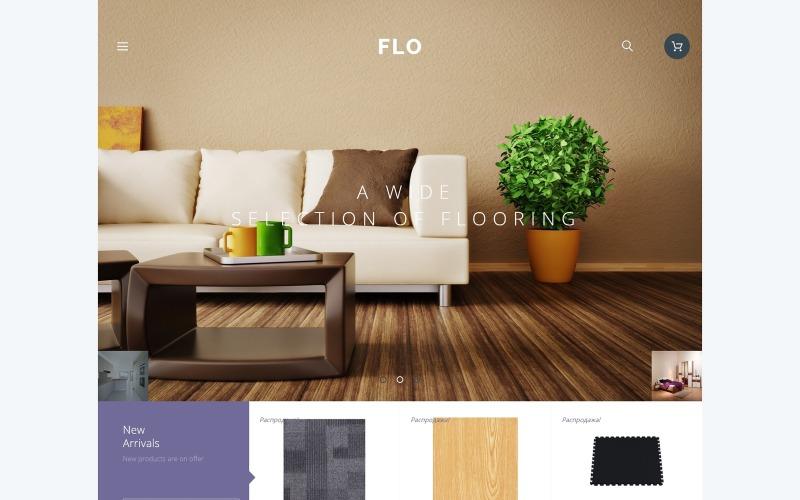 FLO OpenCart Template