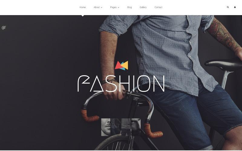 Fashion Blog Joomla Template