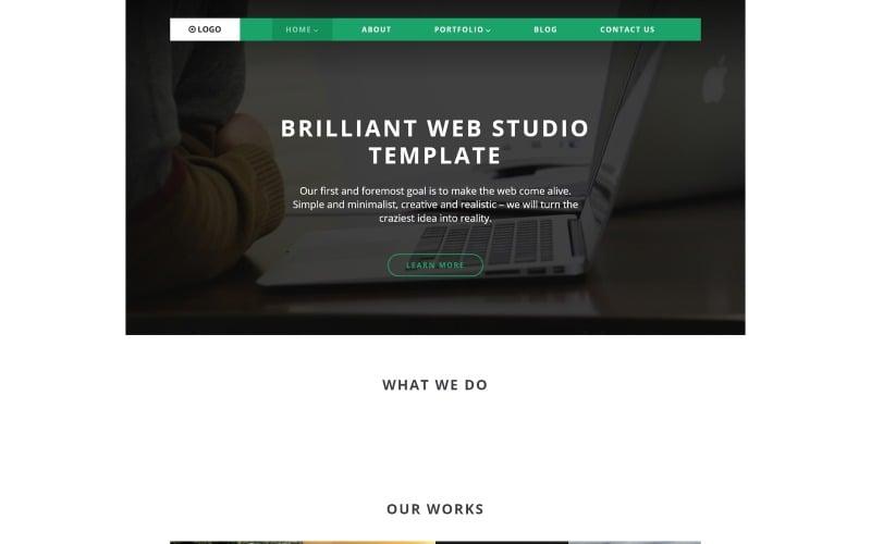 Logo WordPress Theme