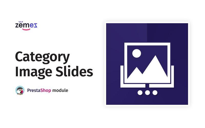 Category Image Slider PrestaShop module