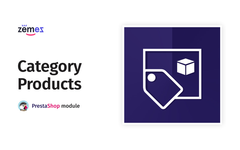 Category Products PrestaShop module