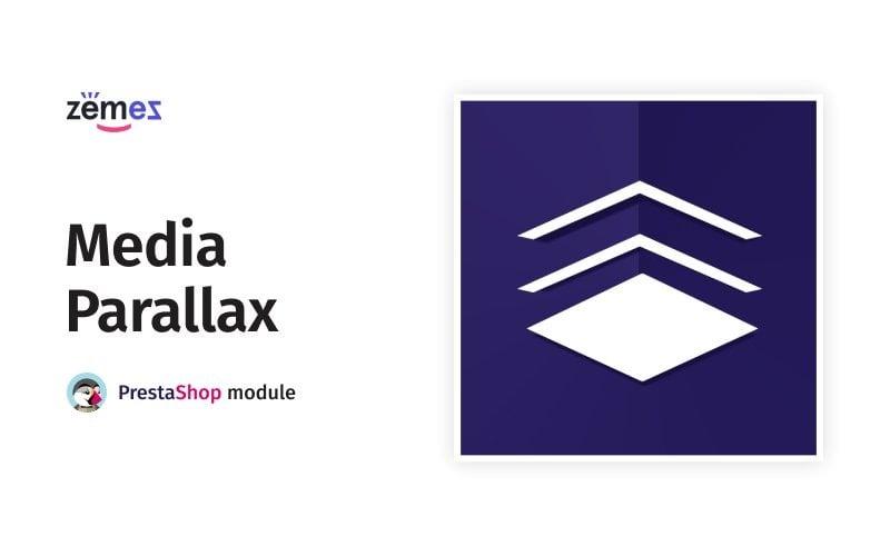Media Parallax PrestaShop module
