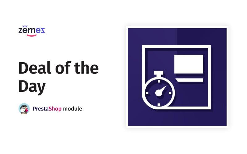 Deal of the Day PrestaShop module