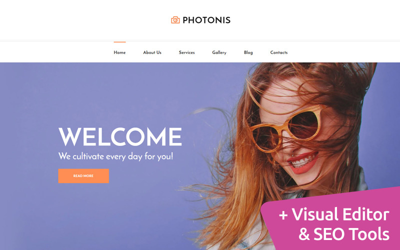 Photo Gallery Photo Gallery Template