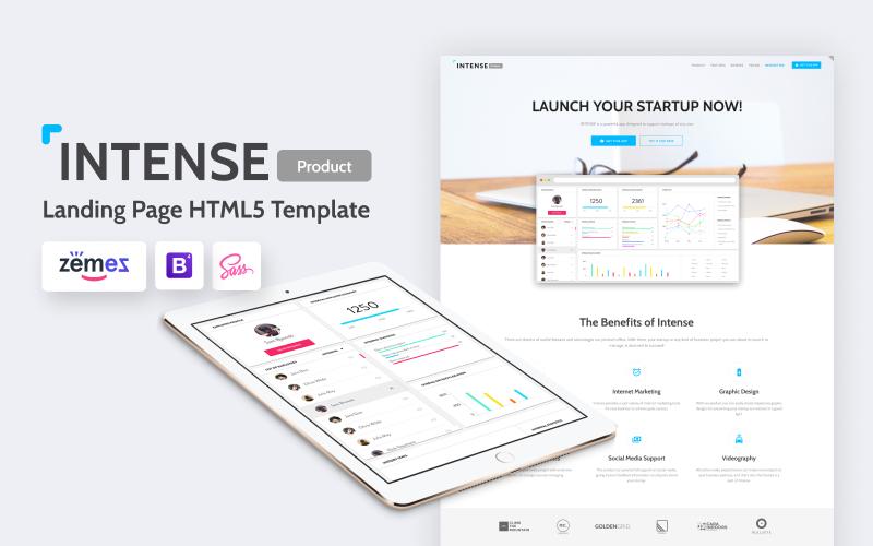 Šablona vstupní stránky webového vývojáře