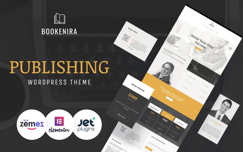 House Press - тема WordPress для издательской компании