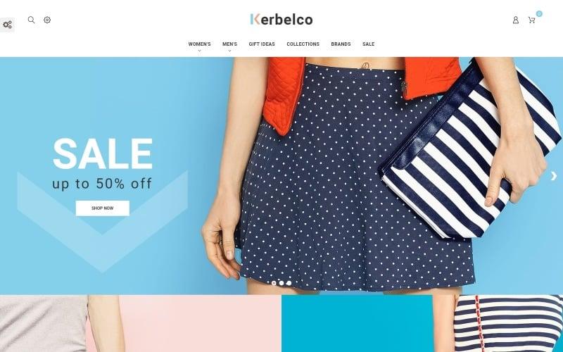Kerbelco - Handbag store PrestaShop Theme
