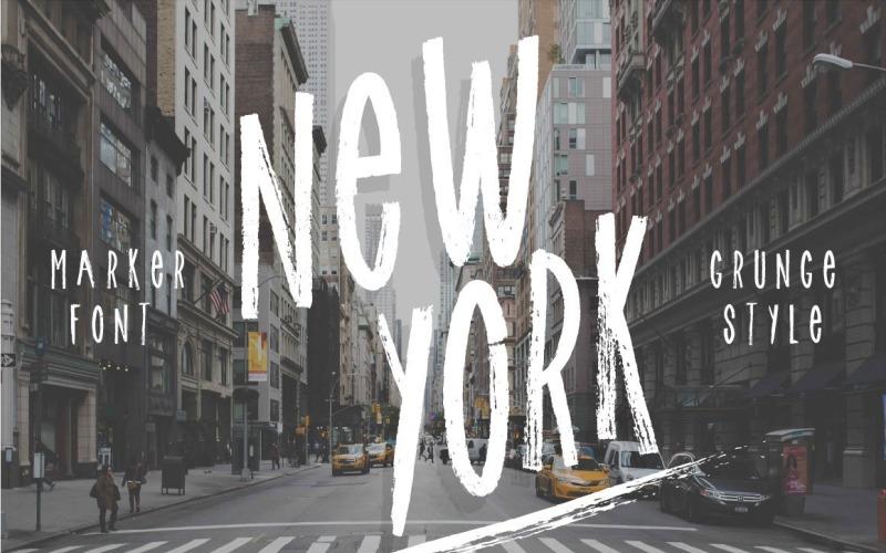 Fuente New York Font