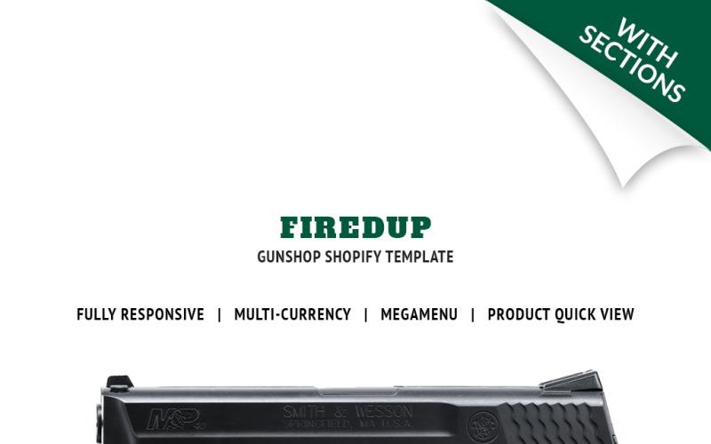 Hunting Responsive Shopify Theme