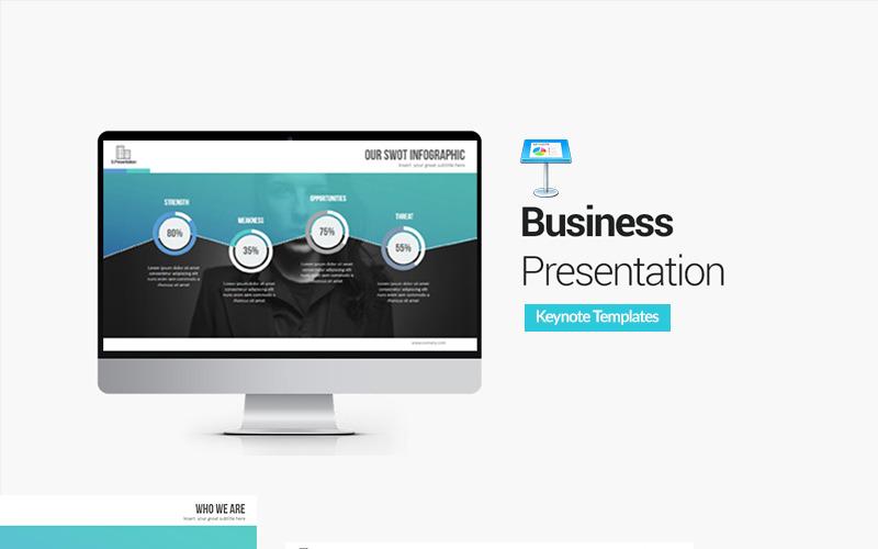 Geschäftspräsentation s - Keynote-Vorlage