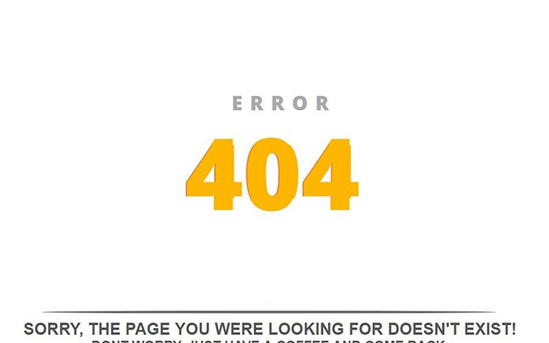 Electric 404 Specialty Page