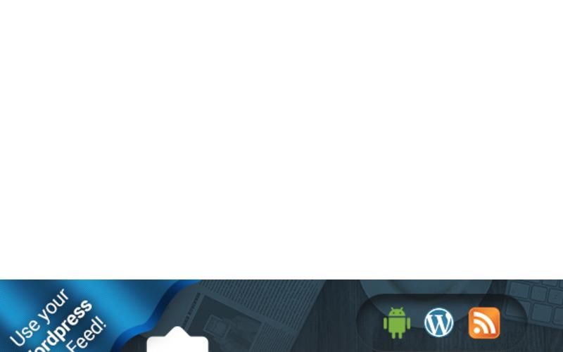 WordpressAmp - Шаблон програми для новин Android