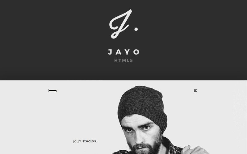 Jayo - A Freelancers & Agencies Website Template