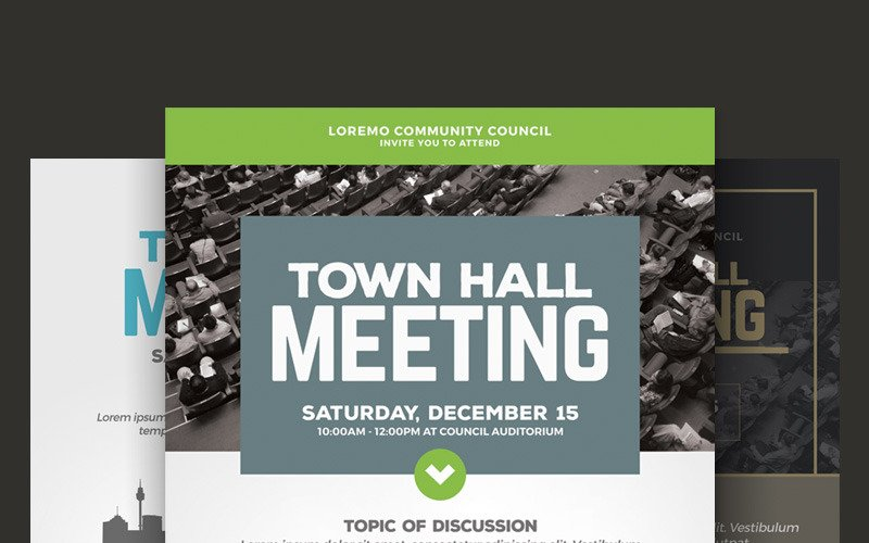 Community Meeting Flyer Template from s.tmimgcdn.com