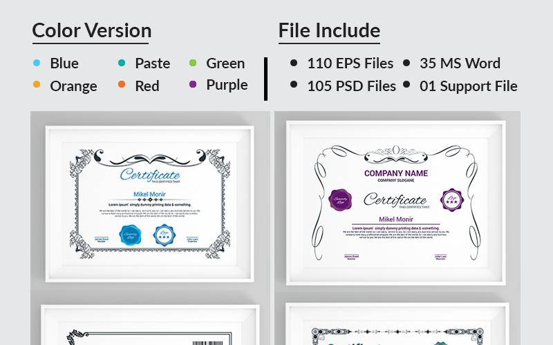 20 Certificate Certificate Template