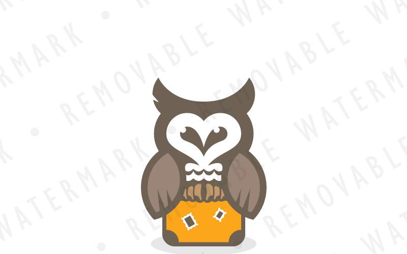 Шаблон логотипа мудрого путешествия
