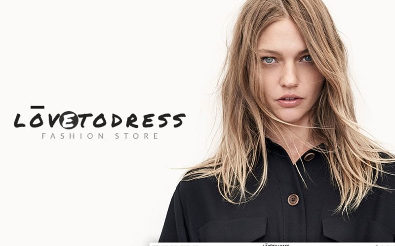 LovetoDress - Fashion Store WooCommerce Theme