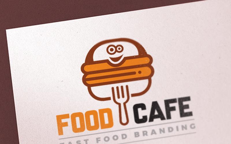 Fast Food Restaurant - Logo Template