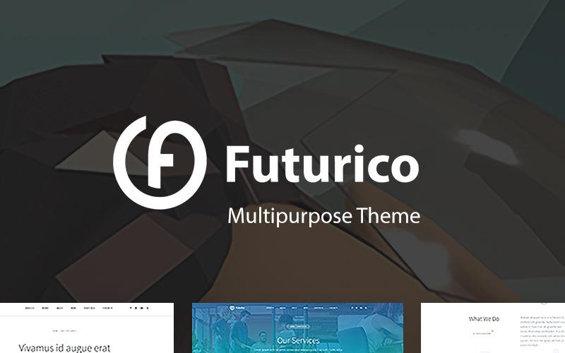 Futurico - Creative Multipurpose WordPress Theme