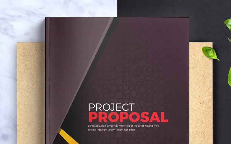 StudioFire Project Proposal - - Corporate Identity Template