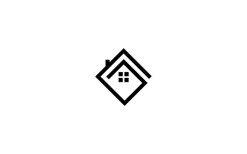 Real Estate Logo Template 68097
