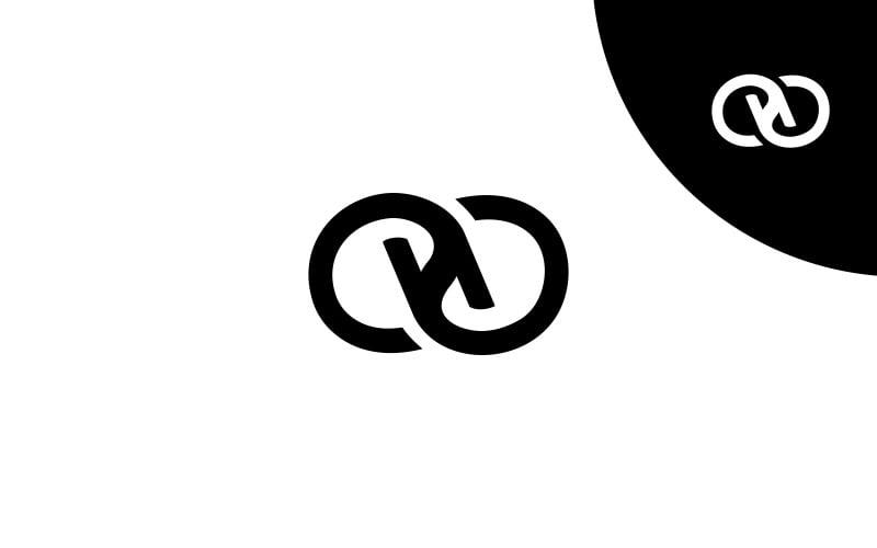 Infin H Logo Şablonu