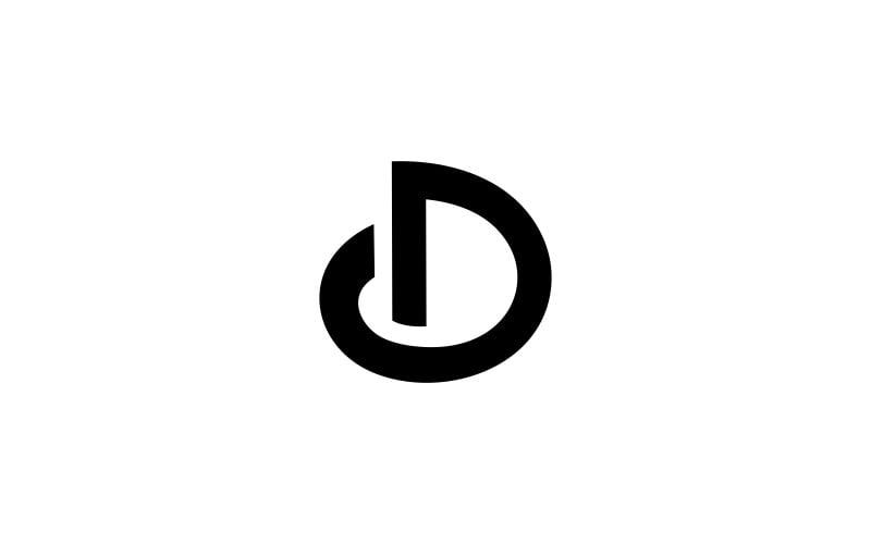 Letter D Logo Template 68106