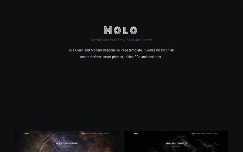 MOLO Çok Yakında Özel Sayfası