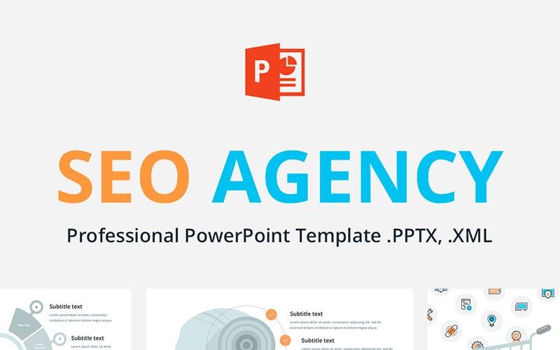SEO Agency PowerPoint Template