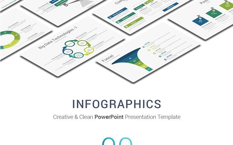 信息图表PowerPoint模板