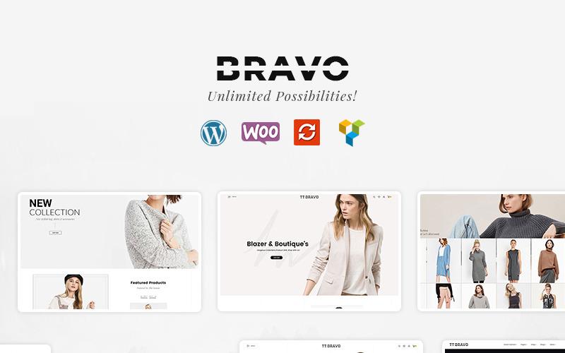 Bravo - Multi-Concept WooCommerce Theme