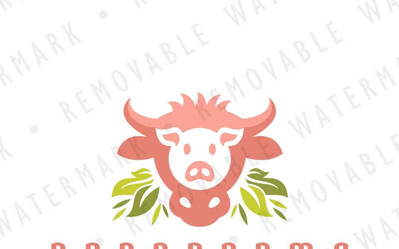 beef pork logo template 69857 beef pork logo template